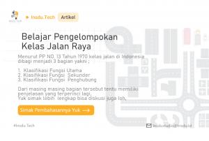 Pengelompokan Jalan Raya Insdu Tech by Nugroho Dwi Santoso