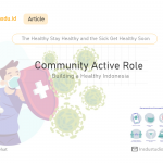 The Active Role of the Community in Building the Country in the Covid-19 Pandemic