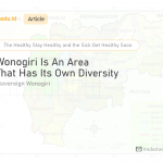 Wonogiri Is An Area  That Has Its Own Diversity