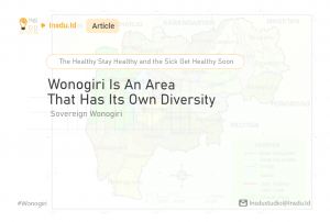 Wonogiri Is An Area That Has Its Own Diversity, Keberagaman dan karakteristik Wonogiri